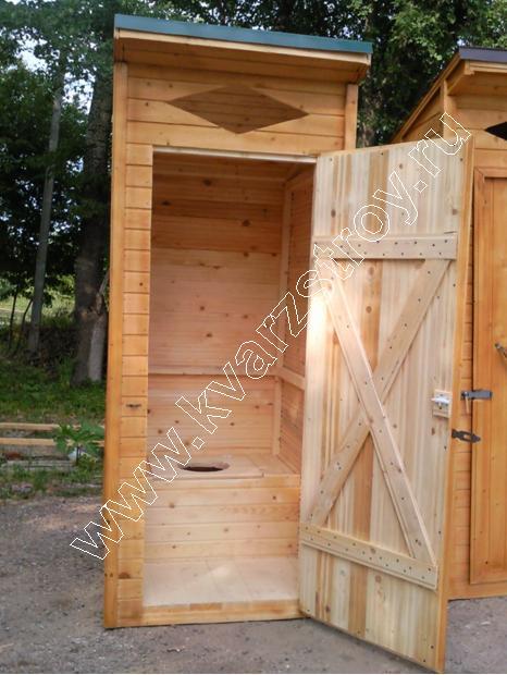 Фото туалетов для дачи из дерева своими руками 449